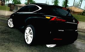 used lexus nx tampa lexus nx 200t v4 for gta san andreas