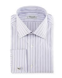 charvet french cuffs dress shirt neiman marcus