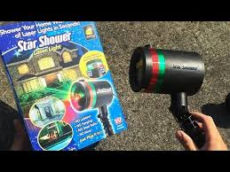 christmas light laser shower review shower laser light review laser