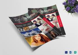 photography flyer designs u0026 templates in word psd publisher