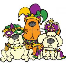 mardi gras dog mardi gras free printable coloring page for pet woof