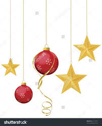 hanging ornaments vector cheminee website
