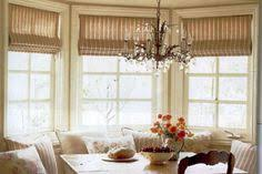 Dining Room Bay Window Treatments - perfect dining room bay window curtain ideas for inspiration to