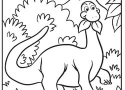 dinosaurs coloring pages u0026 printables education com