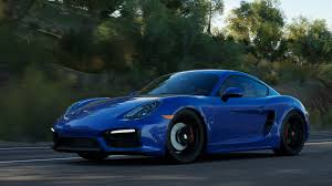 porsche cayman blue porsche cayman gts forza motorsport wiki fandom powered by wikia