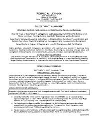 example of a good resume u2013 inssite