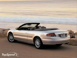 vwvortex com chrysler sebring appreciation thread