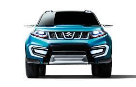 suzuki jeep 2015 vwvortex com suzuki teases iv 4 concept compact suv