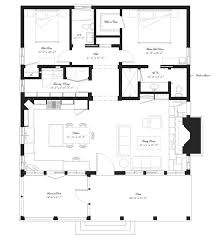 Floor Plans For Small Houses With 3 Bedrooms 375 Best Plans Images On Pinterest Small House Plans Cottage