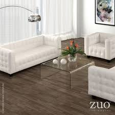 sojourn coffee table clear 404119 zuo mod metropolitandecor