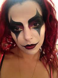 Joker Halloween Make Up Harley Quinn Halloween Makeup U2013 Kara Delfino Make Up Artist