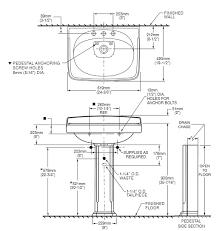 standard sink drain size luxurious kitchen sink rough in height fresh standard bathroom size