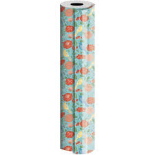 wrapping paper bulk jam paper industrial size bulk wrapping paper rolls dahlia design