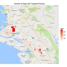 Crime Map Oakland Hrdag Faqs On Predictive Policing And Bias