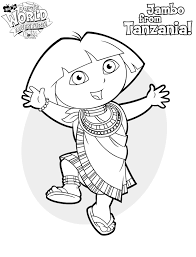 9 images grumpy troll coloring pages dora coloring pages