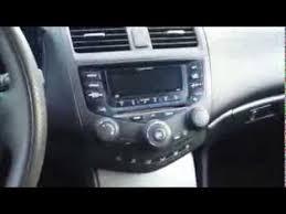 honda accord radio recall 2003 honda accord radio repair part 1