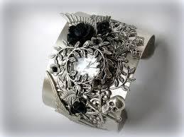 wrist cuff bracelet images Leboudoirnoir deviantart jpg