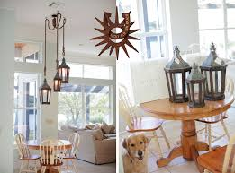 hanging light fixtures for dining rooms lighting lantern chandelier help to make your home as unique as