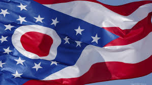 Ohios State Flag Where Does Ohio Rank On Forbes U0027 U0027best States For Business U0027 List