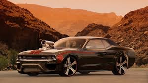Dodge Challenger Classic - 2015 dodge challenger the best mix of classic modern cars image 9