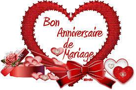 41 ans de mariage pour mon homme let s go