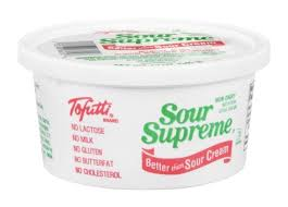 non dairy cottage cheese tofutti sour supreme non dairy imitation sour hy vee