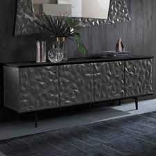 Black Contemporary Sideboard Steel Sideboard All Architecture And Design Manufacturers Videos