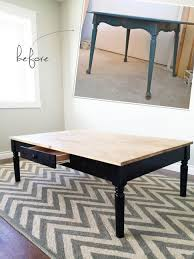 Weathered Wood Coffee Table Coffee Table Fabulous Building A Farm Table White Wood Farm