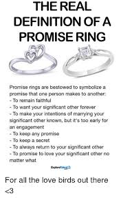 promise rings for meaning 25 best memes about bestowed bestowed memes