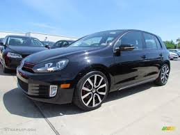 black volkswagen gti 2012 deep black metallic volkswagen gti 4 door autobahn edition