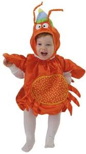 Crab Halloween Costume Baby Costume Connexions