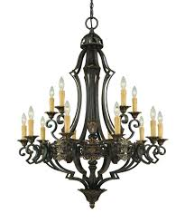 15 Light Chandelier Savoy House 1 0153 15 76 Southerby 37 Inch Wide 15 Light