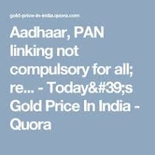gold rate today gold price in india gold rate news