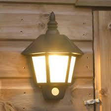 Solar Shed Light by Kingfisher Slwall2 Victorian Solar Powered Wall Light 6 Solar