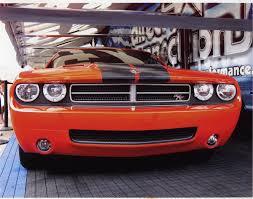 Dodge Challenger Concept - the 2006 dodge challenger rt prototype