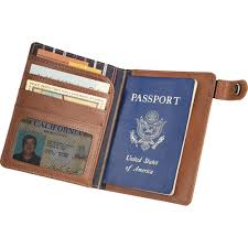 Business Cards Long Beach Legacy Leather Passport Wallet U0026 Business Card Holder Hansonellis Com