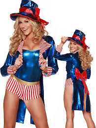 Birthday Halloween Costume Ideas Uncle Sam Costume Livin In America Festivities Summer