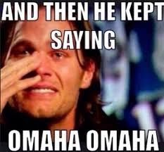 Broncos Losing Meme - and then he kept saying funny insult meme