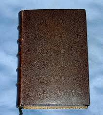 leather bound photo book leather bound book the poetical works of lowell