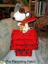 snoopy decorations day 18 of 25 days of