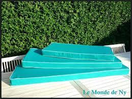 coussin pour canapé de jardin coussin pour exterieur jardin soundup co