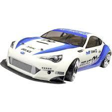 subaru brz racing hpi racing subaru brz brushed 1 10 rc model car electric road
