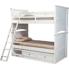 buy the legacy classic kids madison twin over twin bunk bed lc