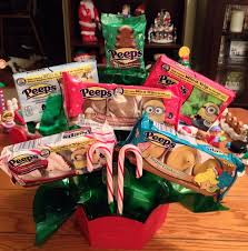 peeps basket last minute gift ideas and stuffers she scribes