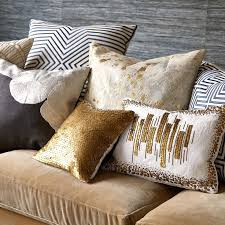 beautiful pillows for sofas likeable pillows and throws of gold for sofas techieblogie info