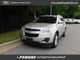 2015 used chevrolet equinox fwd 4dr lt w 1lt at chevrolet of