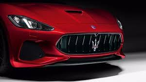 maserati spa 2017 refreshed 2018 maserati granturismo gains alfieri inspired face