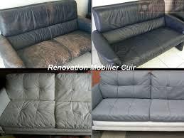 restaurer canapé rénovation canapé cuir tourcoing restauration mobilier cuir la