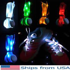 led shoelaces led shoelaces shoelaces ebay