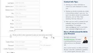 resume building template singular resume creator classic template app builder free